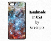 space photography, Galaxy S5 phone case, iPhone 4 4s 5 5s 5c 6, outer space nebula, stars, universe, astronomy, night sky, greenpix geekery