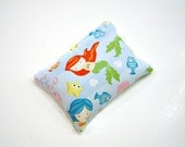 Rice Pack in Blue Mermaids and Fish