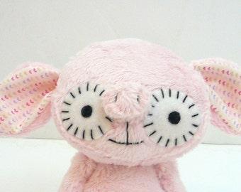 Harding the piglet monster, plush monster doll