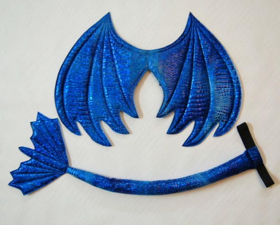 tails wings dragons - photo #8