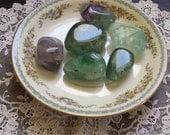 Fluorite  Stone, Polished Gemstone