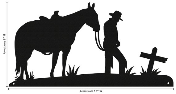 hand made cowboy cowboy and cross simple silhouette new Prayer Changes Things Clip Art praying for you clip art clip art