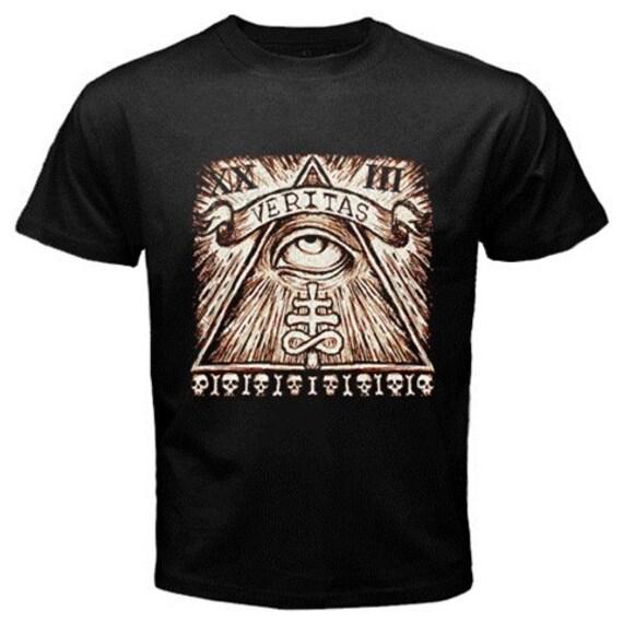 Illuminati Eye T shirt