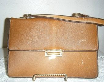 Small Deer Skin Handbag