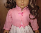 Summer dress and jacket to fit your American Girl doll