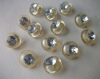 Champagne and Diamonds .......Buttons
