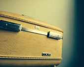 Train Case in Yellow - by American Tourister