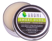 Aromi Sweet Dude Solid Cologne.  Men's Gift. Men's Fragrance. Men's Cologne