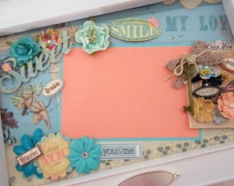 MY SWEET ANGEL Keepsake Box with Engraved Name Plate