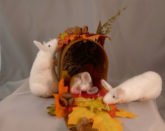 The Autumn Mouse House