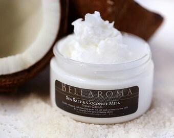 Sea Salt + Coconut Milk SHAVE CREAM
