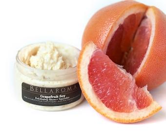 Grapefruit Soy EXFOLIATING SHOWER SMOOTHIE
