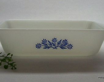 Popular Items For Milk Glass Loaf Pan On Etsy