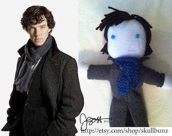 Sherlock Doll - Benedict Cumberbatch