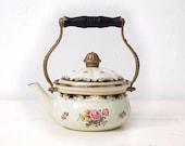 On hold for Margaret Asta Teapot By Fissler West German Vintage