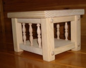 Handmade Night Stand for 18 inch Doll