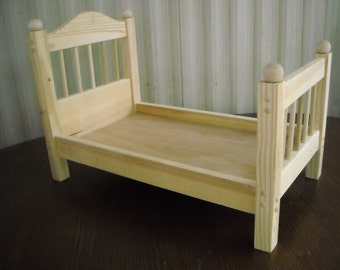 Newborn Photography Spindle Bed Prop