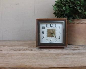 RARE Vintage Westclox Alarm Clock, Model No. 12112