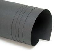 Black Fine Paper by Fedrigoni 100gsm 36x50cm 14x20in, 20 Sheets