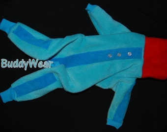 "The Life Aquatic with Steve Zissou -  Original Designed Costume- fits all small dogs up to 18""."