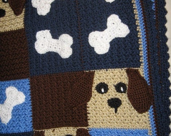Pick Your Puppy Dog Blanket