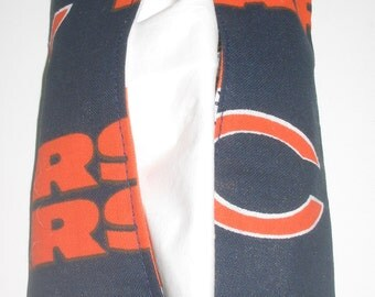 Chicago Bears Tissue Holder