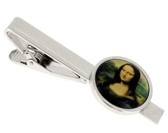 Mona Lisa Tie Clip 1800050
