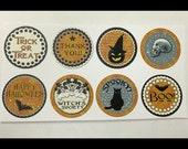 Happy Halloween - Stickers