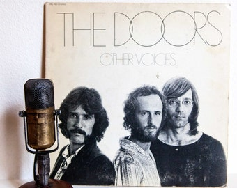 The Doors (No Jim Morrison) Vintage Vinyl LP Record Album The Doors \