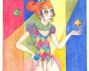 """Original Artwork, """"Freckles"""