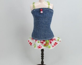 Outfit costume dress for Blythe doll 900-951-6
