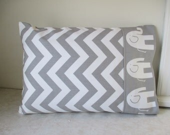 NEW 13 x 18 Travel/Toddler Pillow Case