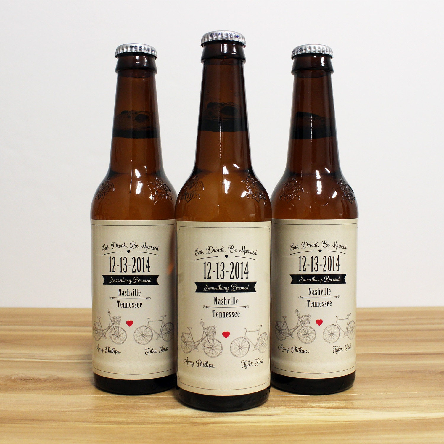 Custom Beer Bottle Labels Personalized Wedding By: Request A Custom Order And Have Something Made Just For You