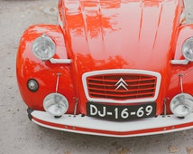 Articles populaires correspondant vintage 2cv car sur etsy for Deco murale 2cv