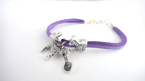 Three Zebras and One Spoon EDS Hypermobility Charity Awareness Bracelet