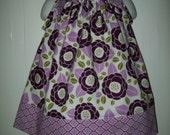 Baby Girl  Custom Boutique Pillowcase Dress  Sizes Availible Newborn - 6yr