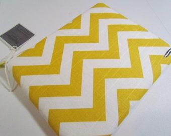 iPad Case Ipad Sleeve- Handmade ipad case -  Chevron