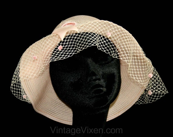 Easter Bonnet - 1960s Hat