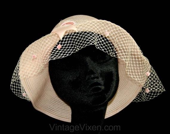 Easter Bonnet - 1960s Hat