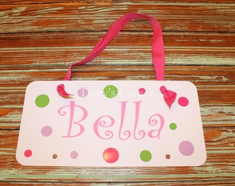 Personalized Decorative Wall Hanger