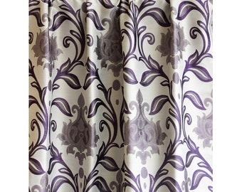 Purple Housewares Etsy Buy Shower Curtains