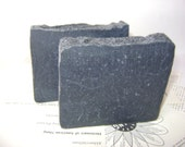 Tea Tree and Activated Charcoal Vegan Soap for Face and Body, All Natural bar soap