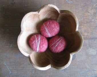 Items similar to felted wool river rocks for waldorf for Felted wool boulders