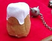 Skyrim Inspired Sweetroll Plush