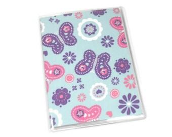 SALE Passport Cover Butterflies