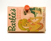 Barbie Book Clutch, Book Purse, or Womens Wallet, Hawaiian Holiday