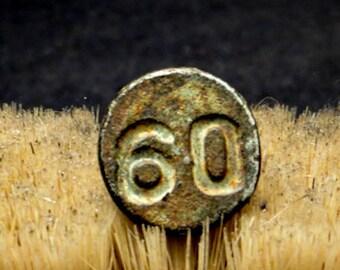 1960 Date Nail - Arizona