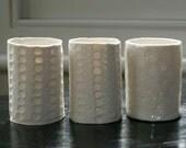 Decorative Porcelain Tea Light Holders