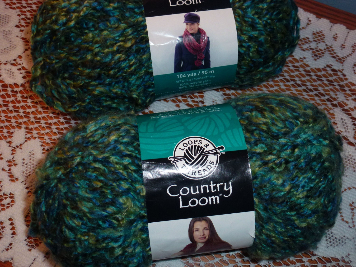 Loops And Threads Knitting Patterns : Loops and threads country loom yarn solarium skeins