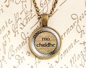Mo Chridhe - Vintage Necklace